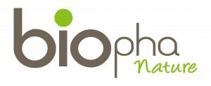 Logo Biopha Gris + Vert définitif