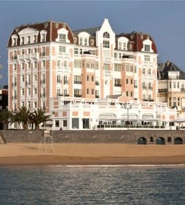 GRAND HOTEL THALASSO & SPA de SAINT JEAN DE LUZ