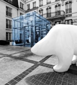 Le kube Paris